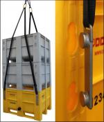 Takelbare DOLAV® ACE palletbox